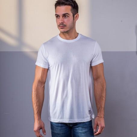 T-Shirt Subli Evolution Cotton Touch Manica Corta Black Spider