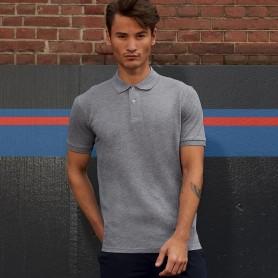 Polo Inspirer Unisexe En Coton Bio Manches Courtes B&C