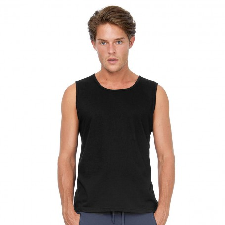 Tank Top Athletic Move Unisex 100% Cotton B&C
