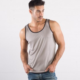 Sporty Tank Top Ultra Tech Contrast Running Unisex StarWorld
