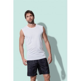 Sporty Tank Top Active 140 Sleeveless Unisex Stedman