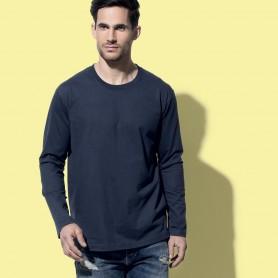 T-Shirt De Confort-T Manches Longues Unisexe À Manches Longues Stedman