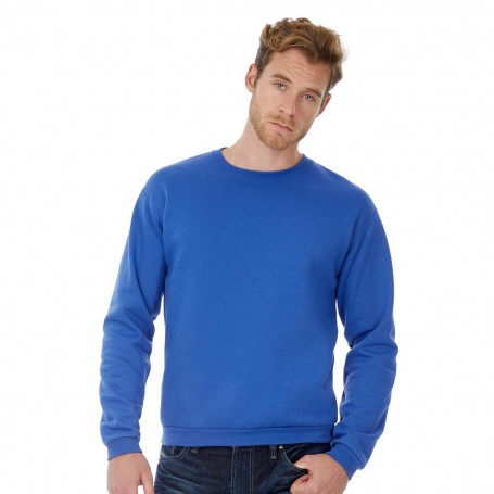 Crew sweatshirt ID.202 50/50 Unisexe De B&C