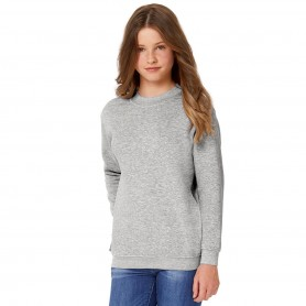 Sweatshirt crew neck Set In /Kids 260gr Child/Boy B&C
