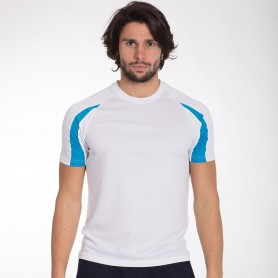 T-Shirt Subli Ultra Tech Unisex Performance T-Shirt Star World