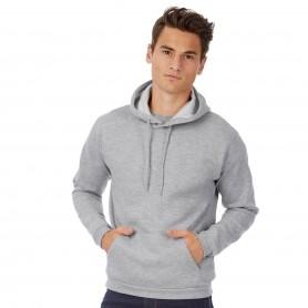 Sweat-shirt avec une poche pour le cap-ID.203 50/50 Unisexe De B&C
