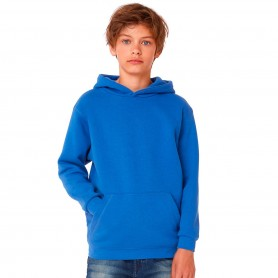 Sweatshirt with pocket hooded Hooded /Kids Child B&C