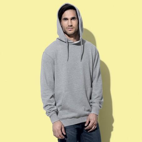 Sweat-shirt avec poche à capuche à Capuche Sweat-shirt Unisexe Stedman