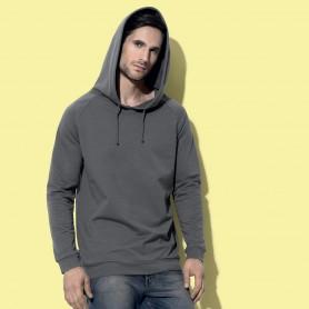 Felpa con tasca a cappuccio Unisex Hooded Sweatshirt Unisex Stedman