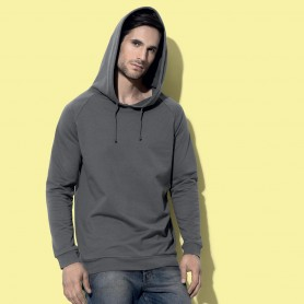 Sweatshirt with pocket hooded Unisex Hooded Sweatshirt Unisex Stedman