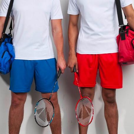 Short Cool Shorts De Sport Unisexe 100% Polyester Juste Cool