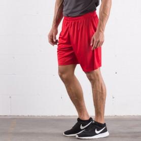 Short De Sport Court Unisexe 100% Polyester Sprintex