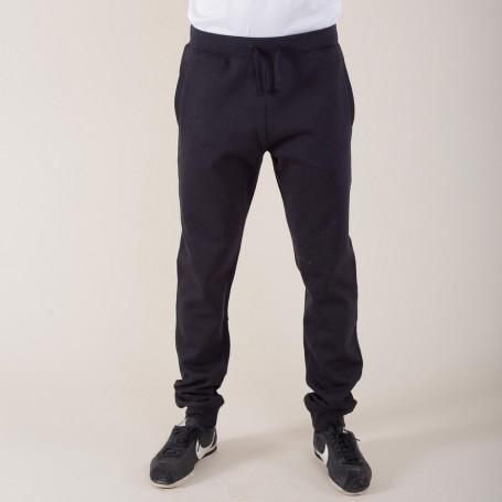 Pantalon de Costume Jogpants Unisexe, 280g/m2 70/30 Araignée Noire
