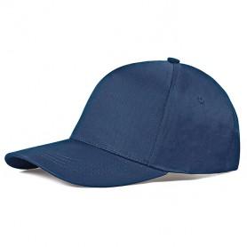 Cappello Promo Cap 5 Pannelli 100% Cotone Bimbo Baby Ale
