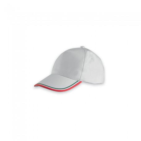 Hat Winner Italy Cap 5 Panels, 100% Cotton Unisex Ale