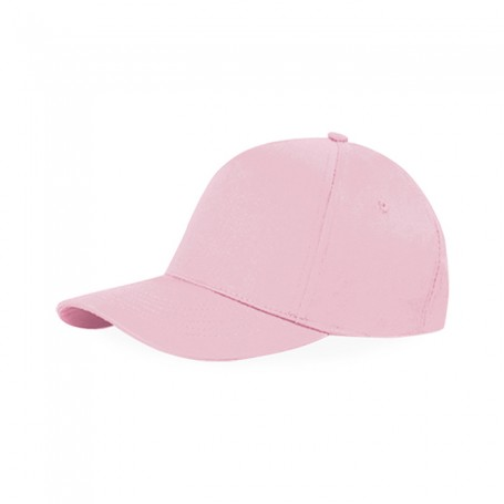Hat Promo Basic Cap 5 Panels, 100% Cotton Unisex Ale