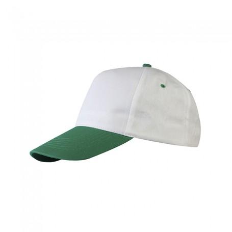 Cappello Golf Subli Cap 5 Pannelli Cotone e Poliestere Unisex Ale
