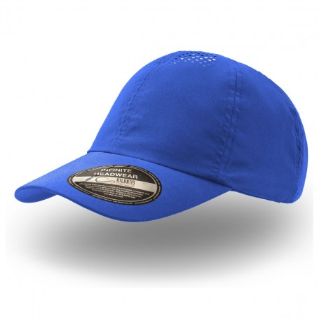 Hat Air 6 Panels with perforated Unisex Atlantis