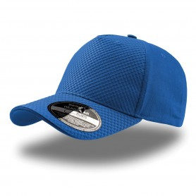 Hat, Gear, 5 Panels, front panel, reinforced Unisex Atlantis