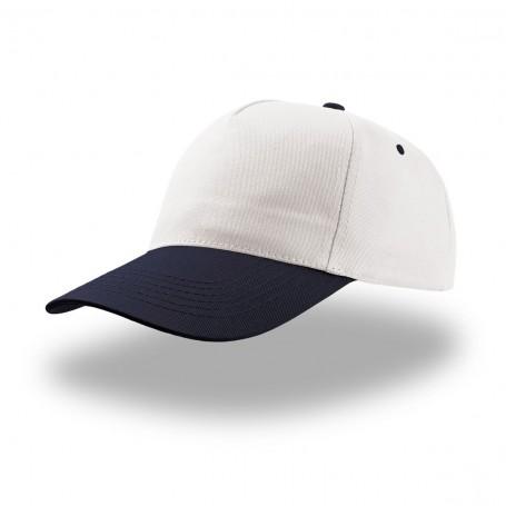 Cappello Start Five 5 Pannelli 100% Cotone Unisex Beechfield