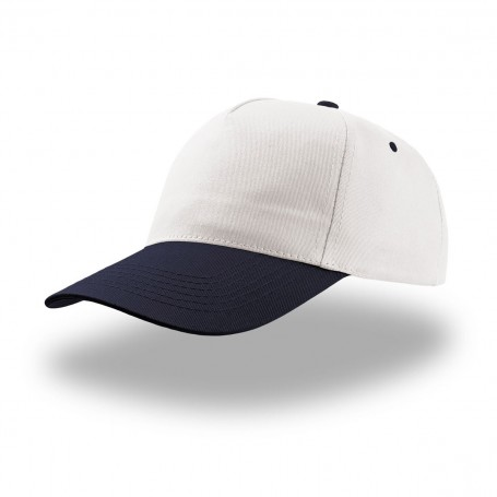 Hat Start Five 5 Panels 100% Cotton Unisex Beechfield