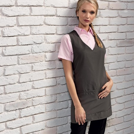 Apron/Tunic Tulip Wrap Around Tunic Premier