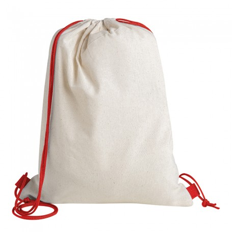 Bag/Backpack multi-purpose 33x45cm 100% Cotton, Dominique