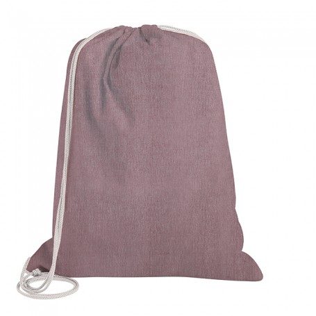 Bag/Backpack multi-purpose 33x45cm 100% Recycled Cotton Melissa