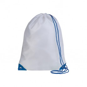 Bag/Backpack Sublimation Multipurpose 33x45cm White 100% Polyester Play