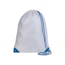 Sac/Sac à dos de Sublimation Multifonction 33x45cm Blanc 100% Polyester Jouer