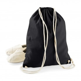 Bag/Backpack multi-purpose 36x46cm 100% Cotton Gymsac Westford Mill