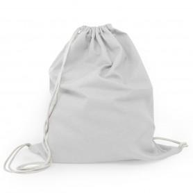 Bag/Backpack multi-purpose 40x50cm 100% Cotton DTG, Cotton, Black Spider