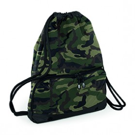 Bag Military 35x49x9cm waterproof 100% Polyester 600D BagBase