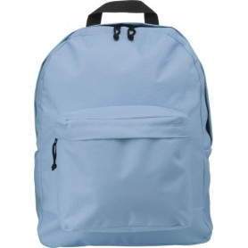 Backpack 48x34x15cm 600D Polyester Classic with pocket and Zip