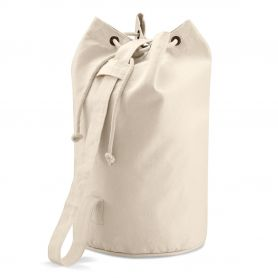 Backpack Bag, 100% Natural Cotton Canvas 400g 30 x 53 x 30cm Canvas Duffle Quadra
