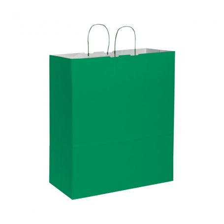 Shopping Bag 45 x 48 x 20 cm envelope in Kraft paper
