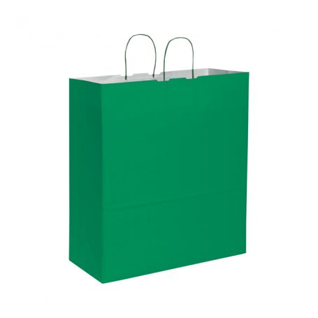 Shopping Bag 36 x 41 x 12 cm envelope in Kraft paper