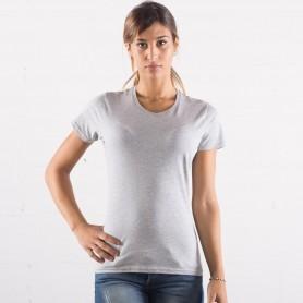 T-Shirt Evolution T Women's Short Sleeve Black Spider
