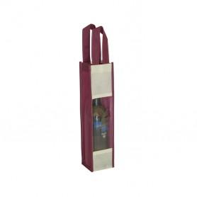 Porta Bottiglie Monoposto in TNT personalizzabile