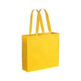 Shopper/Bag 38x34x10cm in TNT with long handles and Star