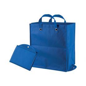 Shopper/Bag 35x39x19cm richiudibile in TNT with short handles Bloom