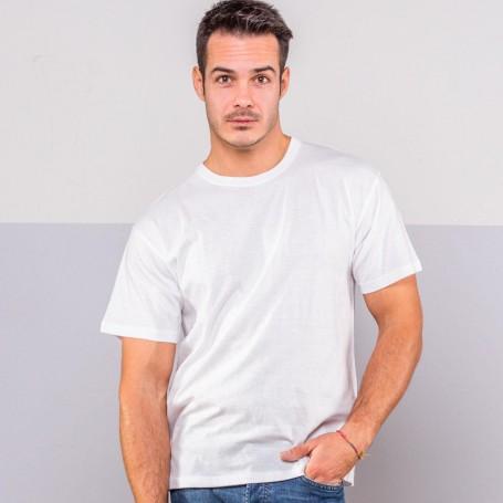 T-Shirt Essentiel T-Unisexe À Manches Courtes Araignée Noire