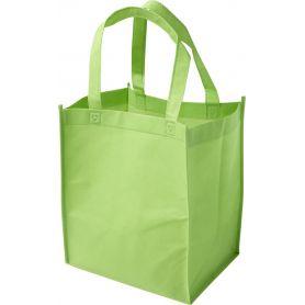 Shopper/Busta 30,5x26,5x21cm in TNT ampio soffietto
