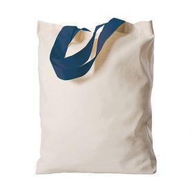 Shopper/Busta 26x32cm 100% Cotone con manici corti Scarlett
