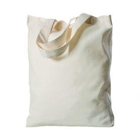 Shopper/Busta 26x32cm 100% Cotone 120gr/m2 color manici corti