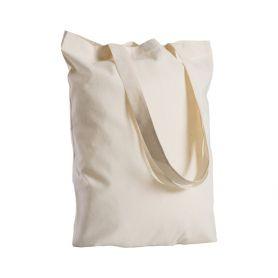 Shopper/Bag 40x50cm 100% Cotone130gr/m2 color long handles