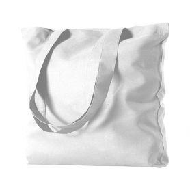 Shopper/Busta 42x42cm 100% Cotone 130gr/m2 DTG manici lunghi