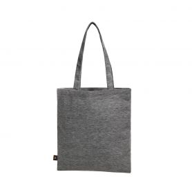 Shopper 38x42cm Cotton, Polyester, and Jersey fabric is soft Halfar