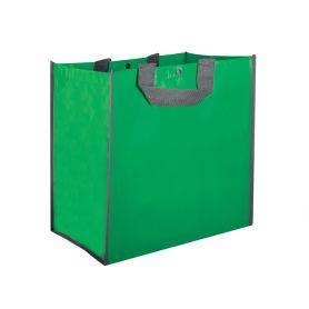 Shopping bag Shopping 35x34,5x22cm Polypropylene Ares