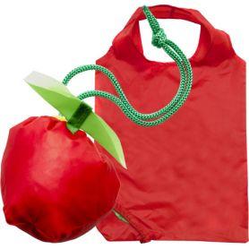 """Shopping Bag Spending 55 x 33cm """"Strawberry"""" Polyester 190D"""